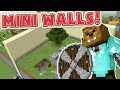 2 NOOBS VS PRO PLAYERS Minecraft MINI WALLS PVP Minigame