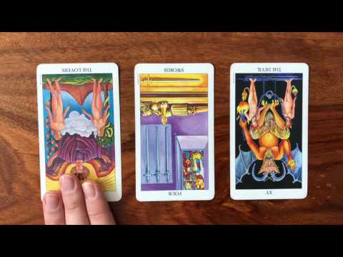 Daily Tarot Reading for 9 May 2017 | Gregory Scott Tarot