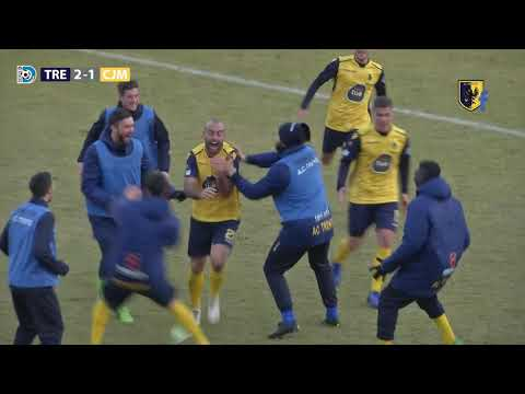 Copertina video Trento - Cjarlins Muzane 3-2