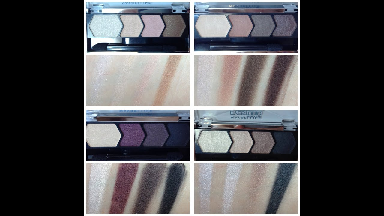 Maybelline Dare To Go Nude Limited Edition Color Elixirs