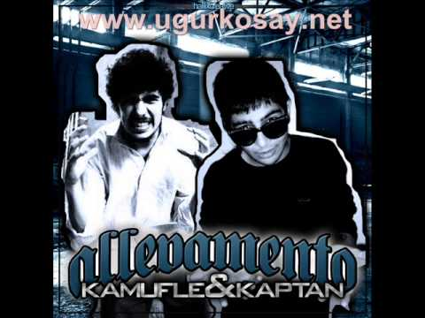 Kaptan & Kamufle - Hiphop'n Erkeklii