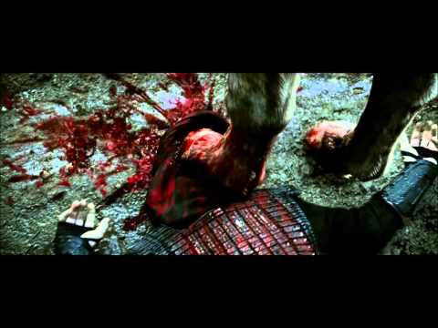 Battle of Marathon - 300 Rise of an Empire [1080p] - First Battle scene
