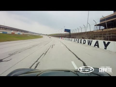 700hp Z06 - Texas World Speedway