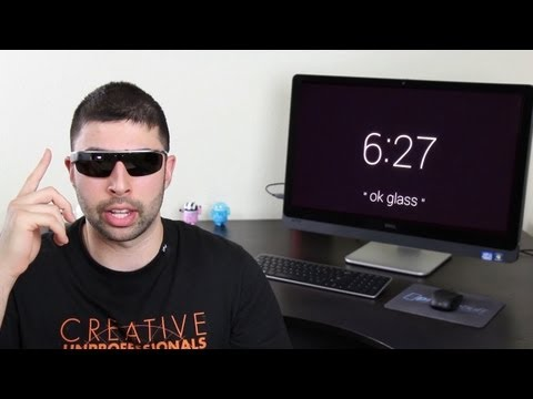 Google Glass In-Depth Review and Walkthrough
