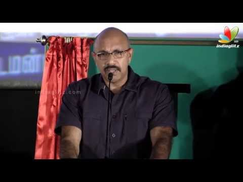 Sathyaraj Speech at Thagadu Thagadu Audio Launch | T Rajendar, K.Balachander,