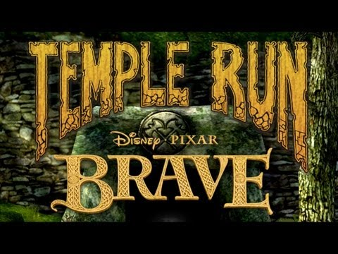 Temple Run: Brave - Universal - HD Gameplay Trailer, Temple Run: Brave by Disney TEMPLE RUN: BRAVE IS AN OFFICIAL APP FROM IMANGI AND DISNEY/PIXAR WITH AN ALL NEW LOOK AND NEW ARCHERY FEATURE! From Imangi, the ...