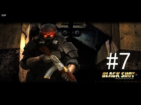 BlackShot #7 Back to ClanWar and Mistake Moment T_T ( I Crying )