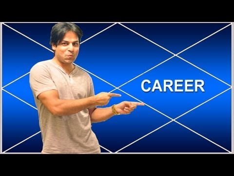 How to find career In Vedic Astrology (Career in astrology)