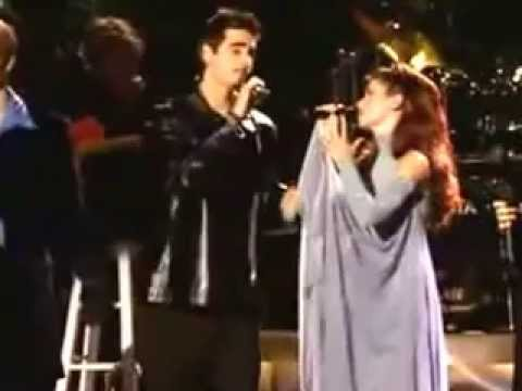 Backstreet Boys & Shania Twain - From This Moment.flv