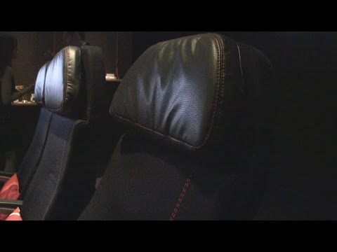 Air France New Economy Seating