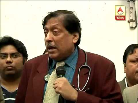 Dr. Subrata Moitra on Suchitra Sen's health condition