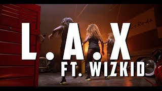L.A.X - Ginger ft. WizKid [Official Music Video]