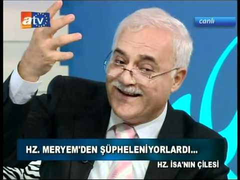 Nihat Hatipoglu 2011 Sohbetleri   HZ  Isanin Hayati