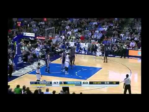 NBA CIRCLE - Memphis Grizzlies Vs Dallas Mavericks Highlights 18 Dec. 2013 www.nbacircle.com