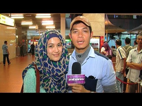 Dude Harlino dan Alyssa Soebandono Bulan Madu di Turki - Intens 04 April 2014