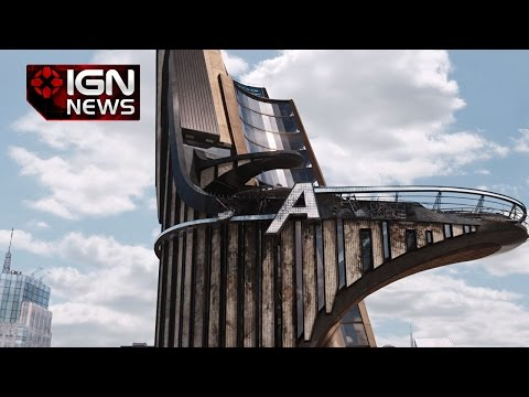 Marvel's Kevin Feige Discusses Avengers Tower and Hulkbuster Armour - IGN News