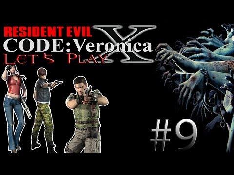 Guia de Resident Evil CODE: Veronica