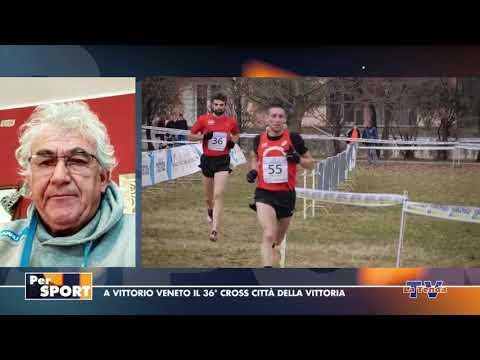 Per Sport - A Vittorio Veneto il 36° Cross  Città della Vittoria