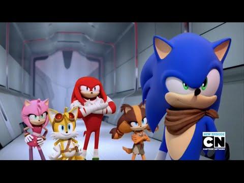Sonic Boom : Watch Me Whip (Nae Nae) DANCE OFF