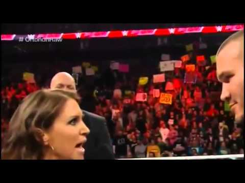WWE 2015 - WWE Monday Night Raw 23 02 2015 WWE RAW 23 February 2015 Part 2