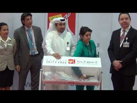 Bahrain Duty Free Car Raffle 279 (BMW M6 Gran Coupe)