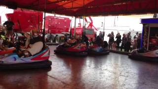 Knights in Bumper Cars