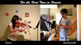 【Frozen】 For The First Time In Forever (Violin