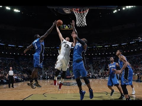 Anthony Davis' Top 10 Plays of the 2013-2014 Season