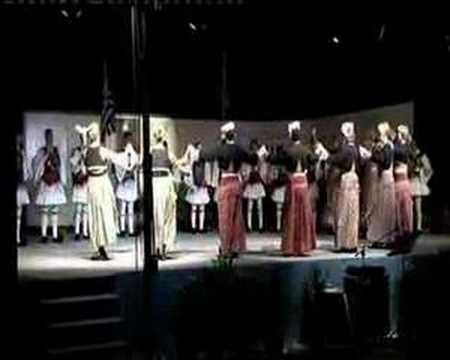 Ivykos '07 - Loutraki - Paradosiakoi Xoroi - Nizamiko Best