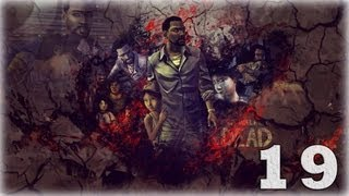 The Walking Dead: Episode 4. Серия 19 - Нет, нет, нет...