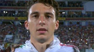 Nazionale Maschile: Matteo Darmian vince il Pallone Azzurro 2014!