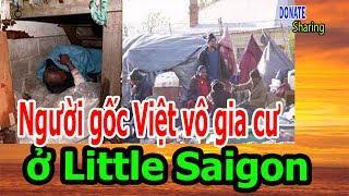 Lý do Người gốc Việt trở thành vô gia cư ở Mỹ - Donate Sharing