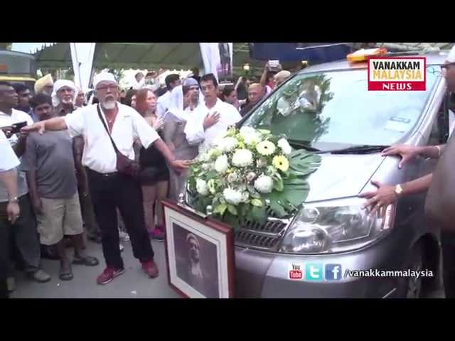Karpal Singh Funeral Procession Part 1