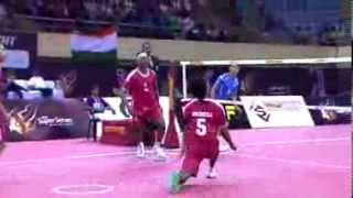ISTAF SuperSeries INDIA 2013/14: Top 5 Plays
