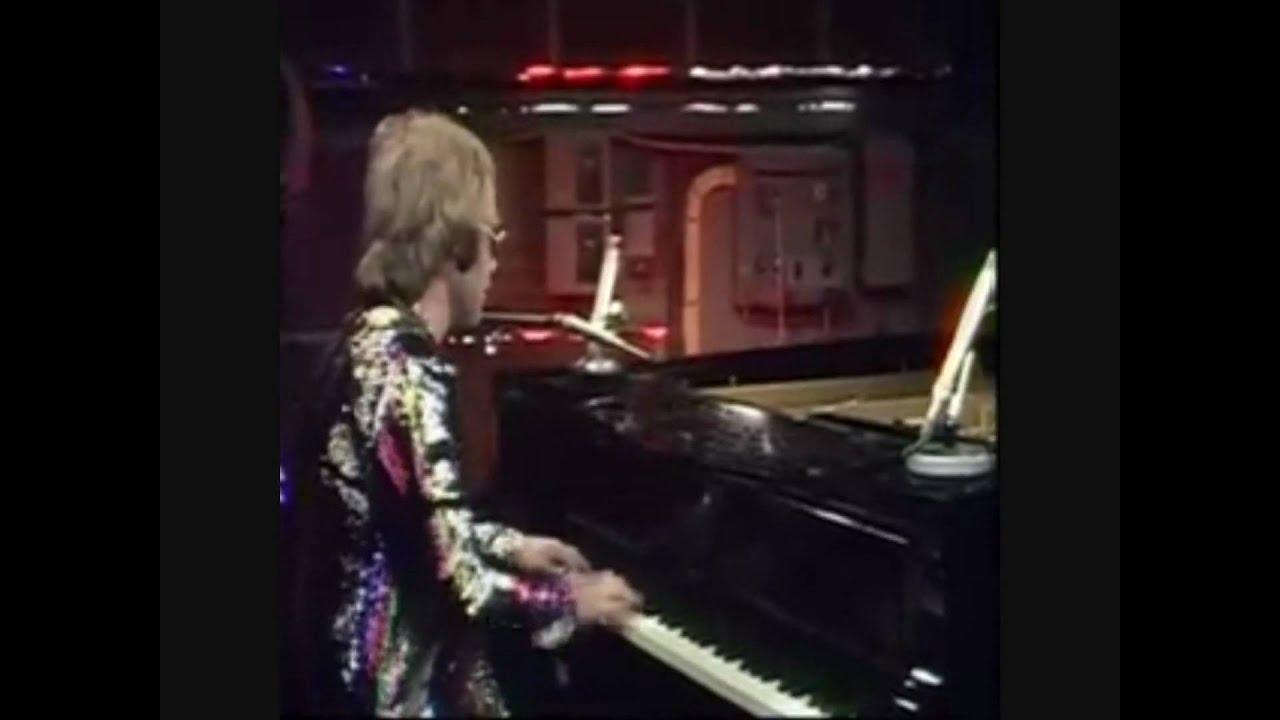 Elton John Tiny Dancer Hd You Tube