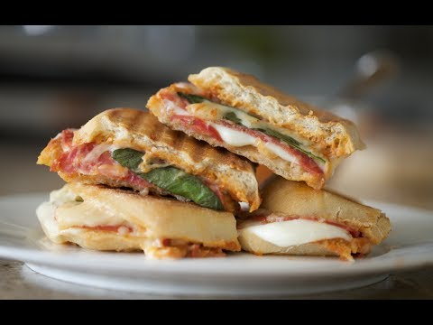 Grilled Cheese 'Pizza'