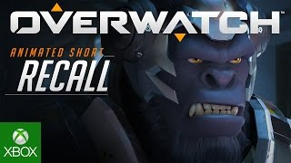 "Overwatch - Animated Short - ""Recall"""