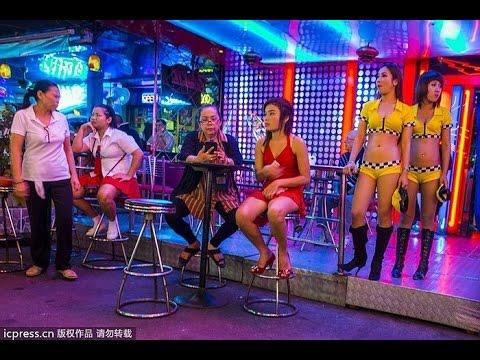 Phố Đèn đỏ: Con phố ăn chơi trác táng trụy lạc nhất ở Thái Lan