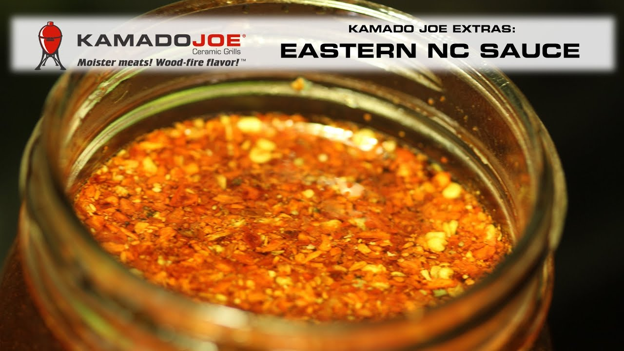 Eastern North Carolina Style BBQ Sauce - Kamado Joe Forum