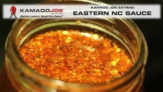 Eastern Carolina Style BBQ Sauce