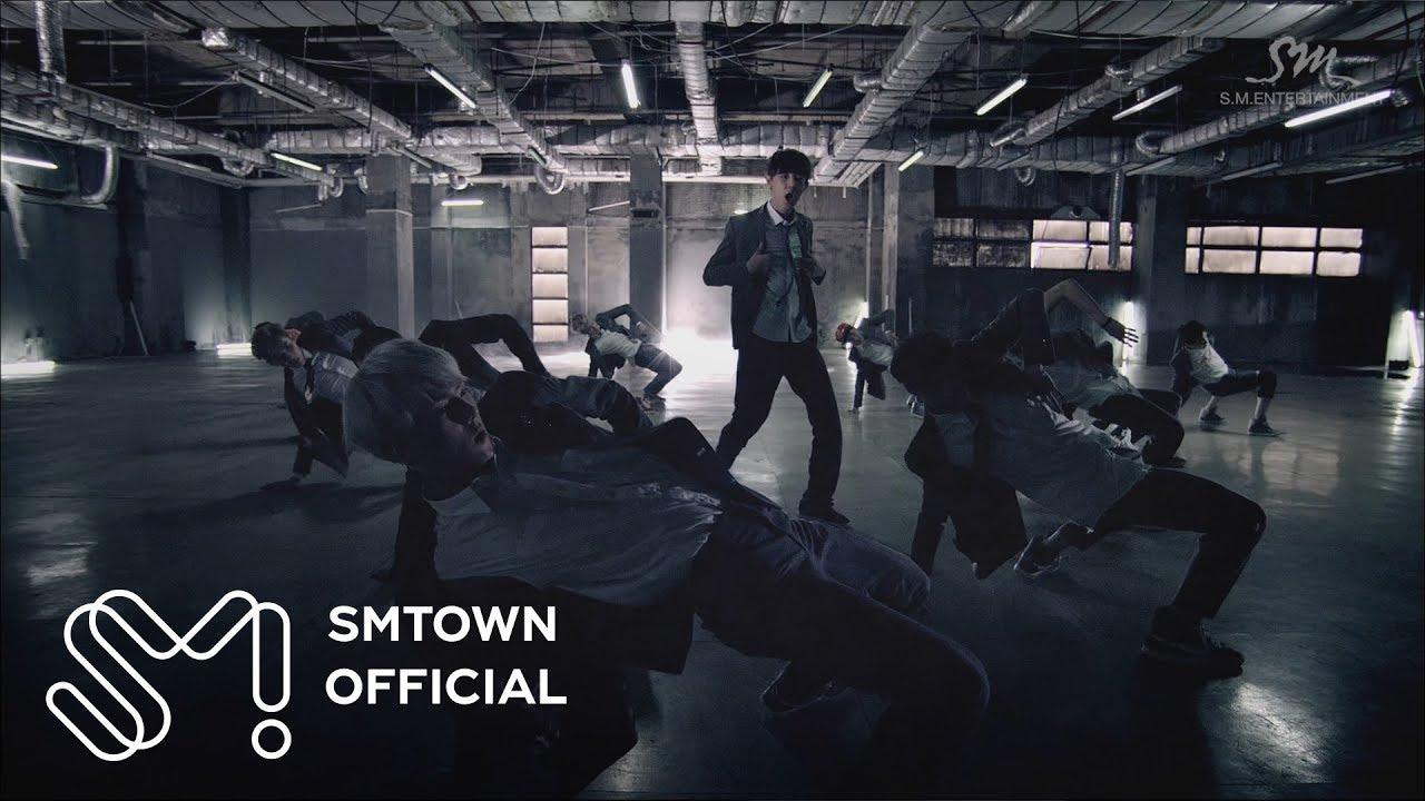 Exo Growl Music Video ( Korean Version )