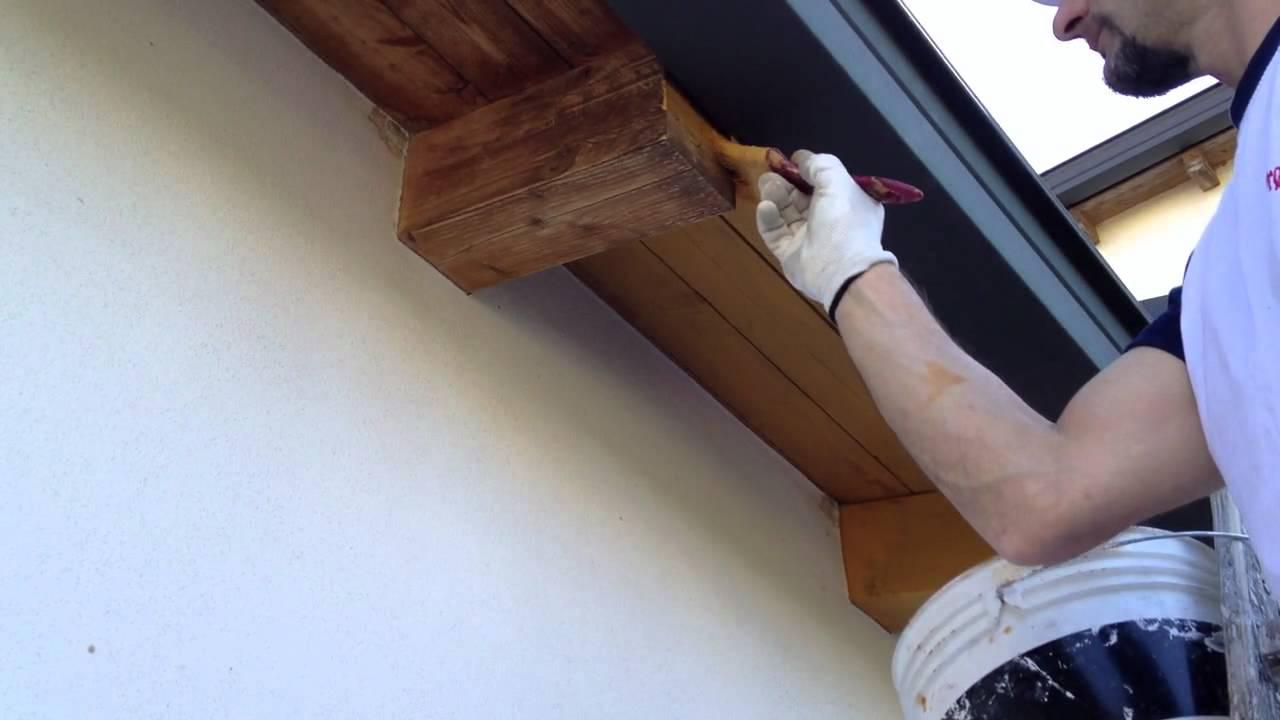 Video tutorial tetti in legno esterni youtube - Come trattare il legno per esterno ...