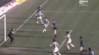 18/12/1988 - Inter-Juventus 1-1 (Campionato): per Boninsegna il gol dell'Inter, grazie a due rimpalli, è geniale, quello della Juve invece è casuale...