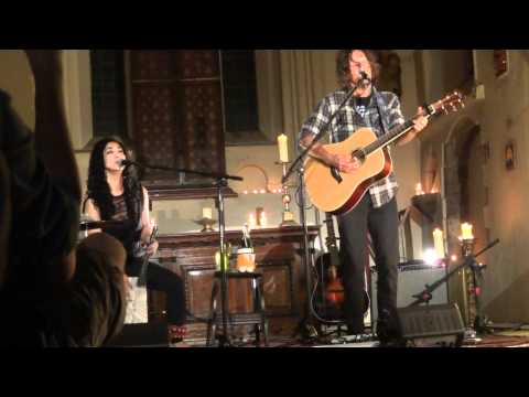 93 Million Miles - Jason Mraz - St Pancras Old Church London 28th March 2012