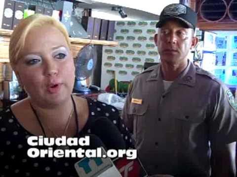 Fiscal Raquel Cruz clausura Andy Sport Bar, en la avenida España