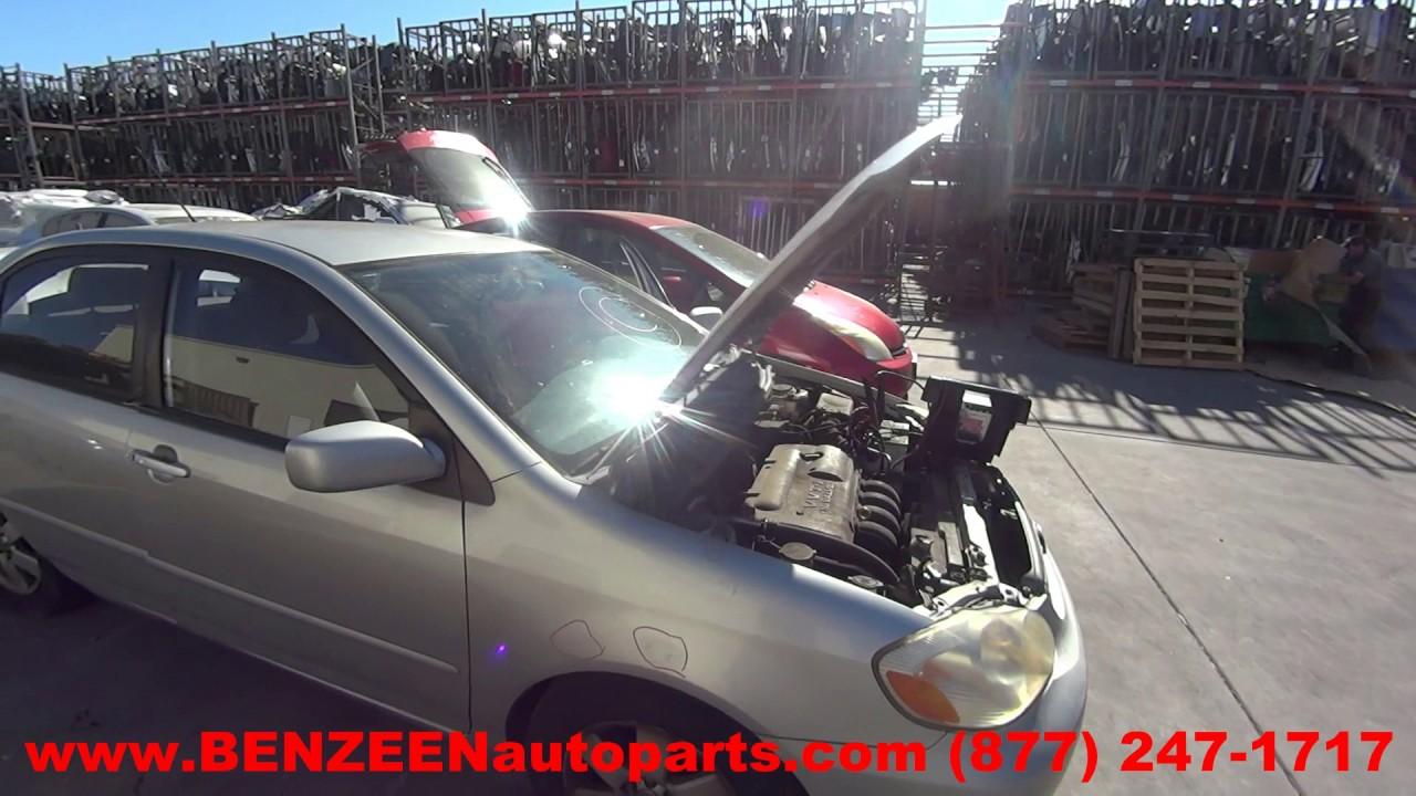 Toyota Corolla Repair Manual: Brake booster assy