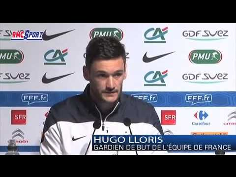 Football / Coupe du monde / Lloris regrette la blessure de Mandanda - 19/05