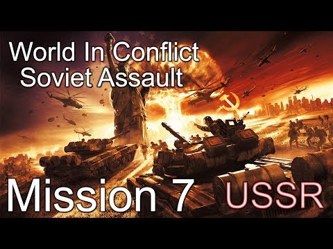 World in Conflict : Soviet Assault Mission 7