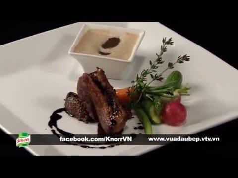 [MasterChef Vietnam] Tập 9 - Quá trình Chef Hải nấu 3 món ăn vòng loại trừ