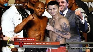 Floyd Mayweather Vs Marcos Maidana, Can It Sell More Than